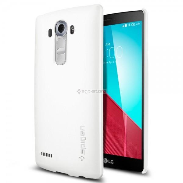 Чехол-накладка для LG G4 - Spigen - SGP - Thin Fit