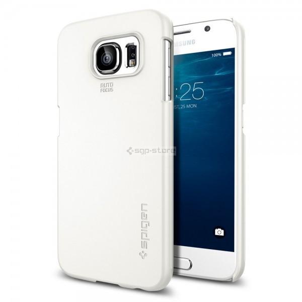 Чехол-накладка для Galaxy S6 - Spigen - SGP - Thin Fit