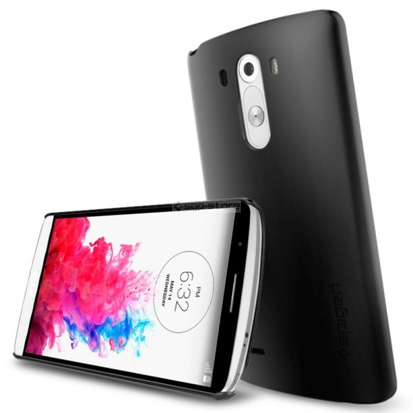 Чехол-накладка для LG G3 - Spigen - SGP - Ultra fit