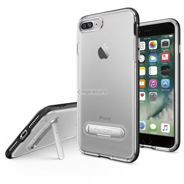 Чехол с подставкой для iPhone 8 Plus / 7 Plus - Spigen - SGP - Crystal Hybrid