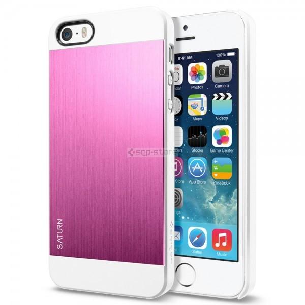 Чехол-накладка для iPhone SE / 5s / 5 - Spigen - SGP - Saturn