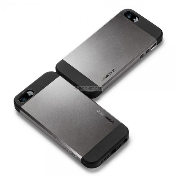 Чехол для iPhone SE / 5s / 5 - Spigen - SGP - Slim Armor
