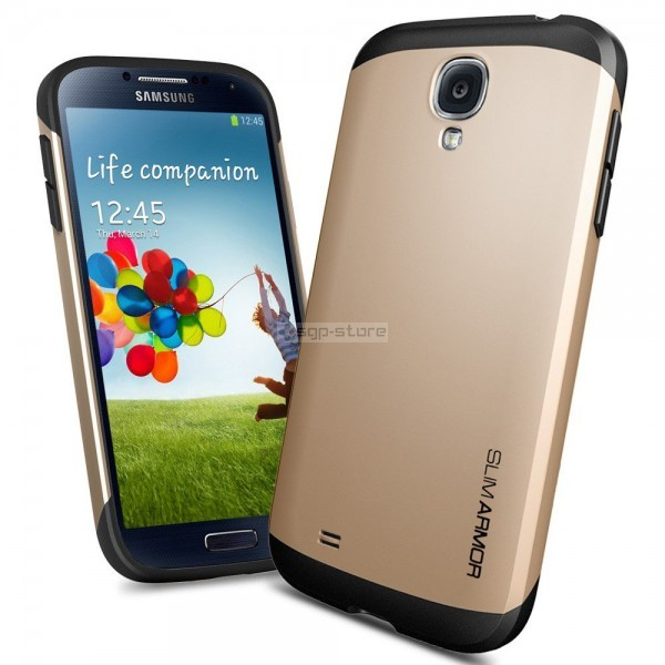 Чехол для Samsung Galaxy S4 - Spigen - SGP - Slim Armor
