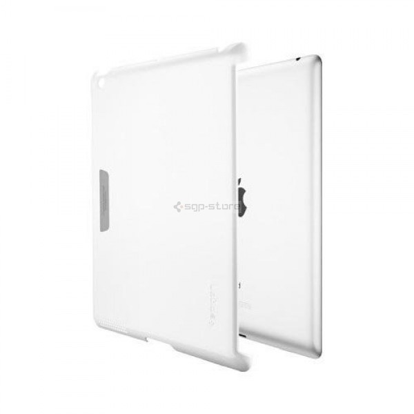 Чехол-накладка для iPad 4 / 3 / 2 - Spigen - SGP - Ultra Thin