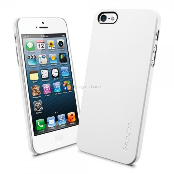 Ультратонкий чехол для iPhone SE / 5s / 5 - Spigen - SGP - Ultra Thin Air