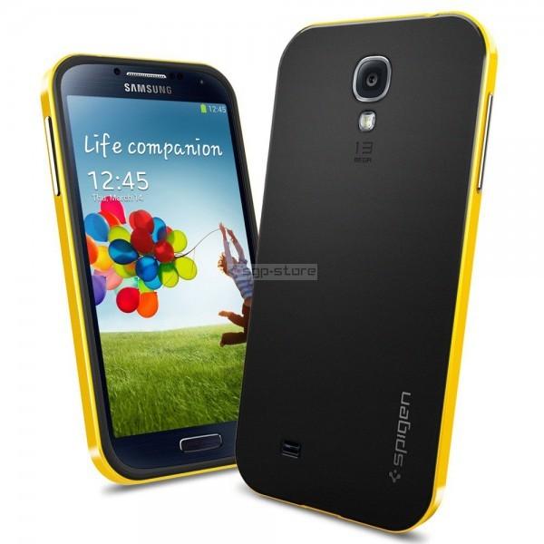 Чехол для Samsung Galaxy S4 - Spigen - SGP - Neo Hybrid