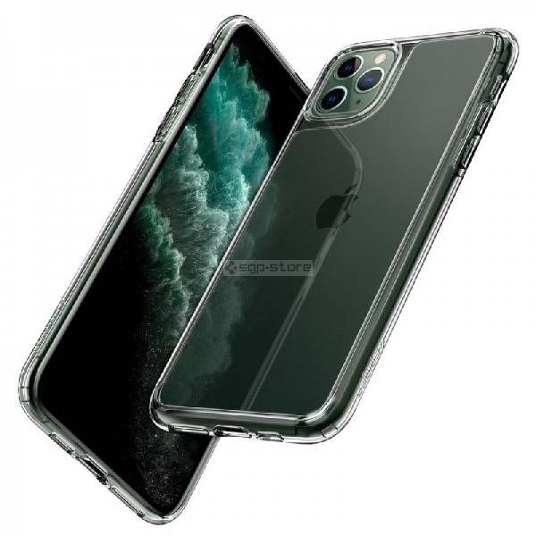 Гибридный чехол для iPhone 11 Pro Max - Spigen - SGP - Quartz Hybrid