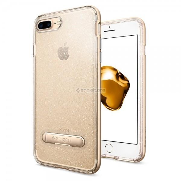 Чехол для iPhone 8 Plus / 7 Plus - Spigen - SGP - Crystal Hybrid Glitter