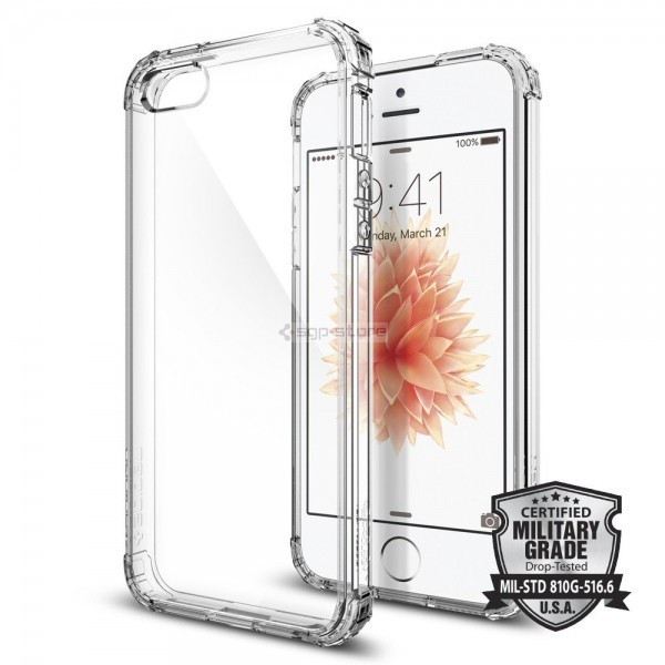 Чехол для iPhone SE / 5s / 5 - Spigen - SGP - Crystal Shell