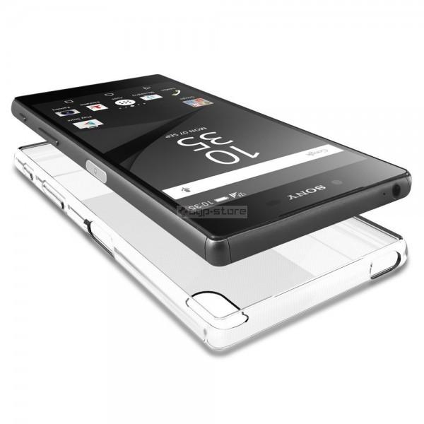 Чехол для Sony Xperia Z5 - Spigen - SGP - Liquid Crystal