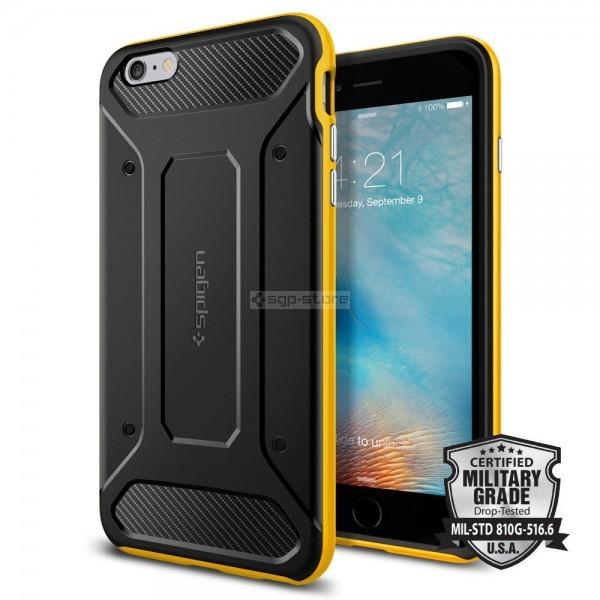 Чехол для iPhone 6s Plus / 6 Plus - Spigen - SGP - Neo Hybrid Carbon