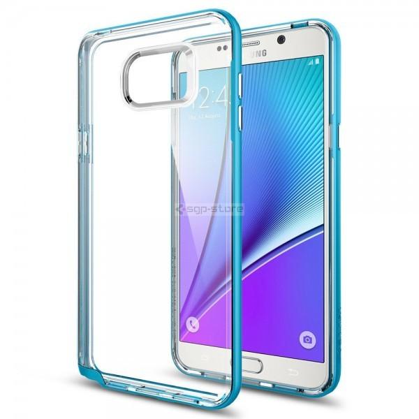 Чехол для Galaxy Note 5 - Spigen - SGP - Neo Hybrid Crystal