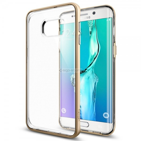 Чехол для Galaxy S6 Edge Plus - Spigen - SGP - Neo Hybrid Crystal