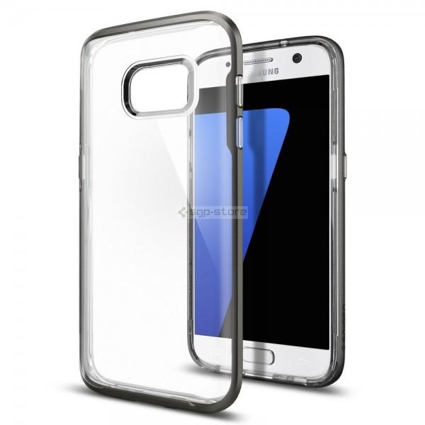 Чехол для Galaxy S7 - Spigen - SGP - Neo Hybrid Crystal