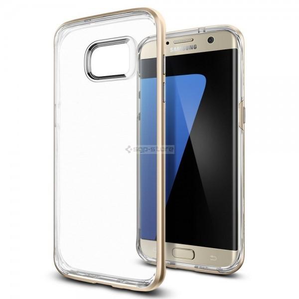 Чехол для Galaxy S7 Edge - Spigen - SGP - Neo Hybrid Crystal