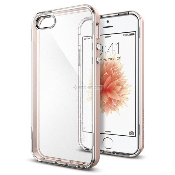 Чехол для iPhone SE / 5s / 5 - Spigen - SGP - Neo Hybrid Crystal