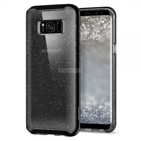 Чехол для Galaxy S8 - Spigen - SGP - Neo Hybrid Crystal Glitter