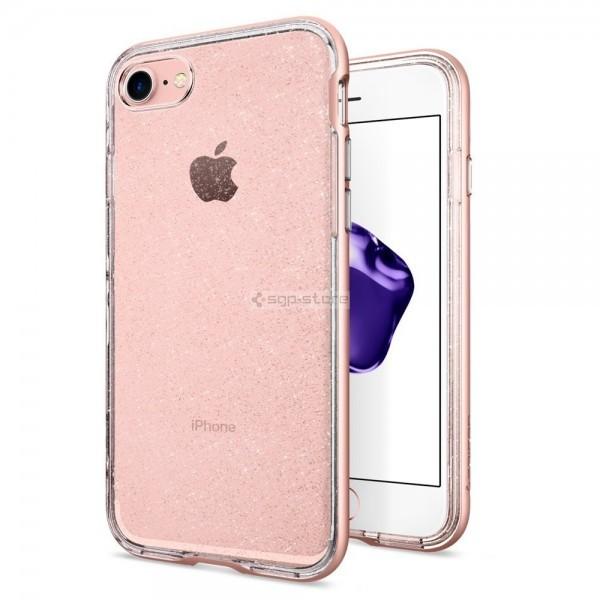 Чехол для iPhone SE (2020) / 8 / 7 - Spigen - SGP - Neo Hybrid Crystal Glitter