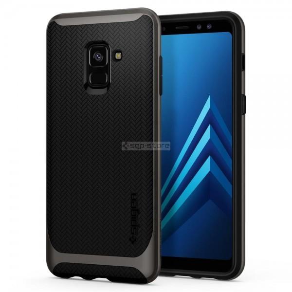 Чехол для Galaxy A8 (2018) - Spigen - SGP - Neo Hybrid