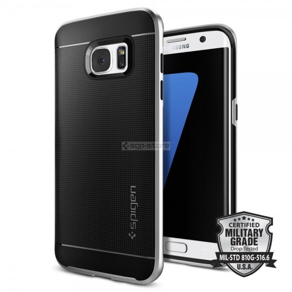 Чехол для Galaxy S7 Edge - Spigen - SGP - Neo Hybrid