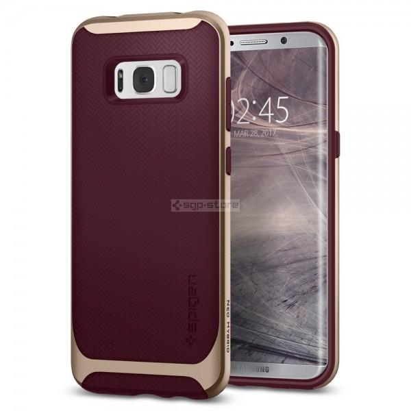 Чехол для Galaxy S8 Plus - Spigen - SGP - Neo Hybrid
