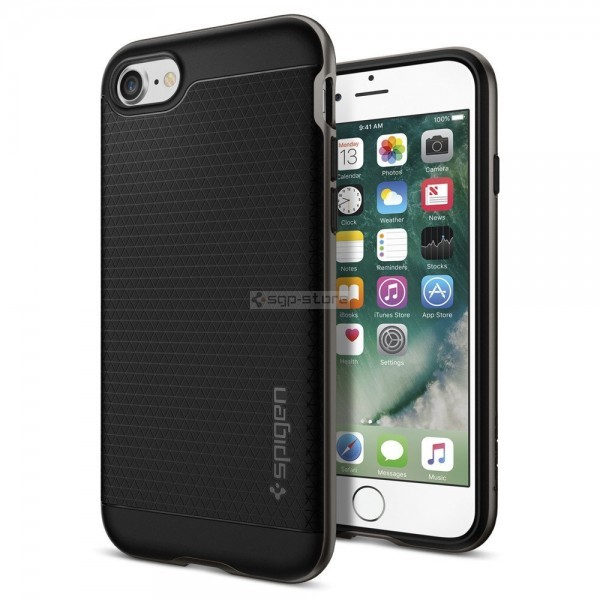 Чехол для iPhone SE (2020) / 8 / 7 - Spigen - SGP - Neo Hybrid