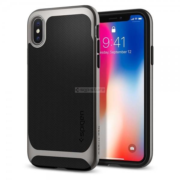Чехол для iPhone XS / X - Spigen - SGP - Neo Hybrid