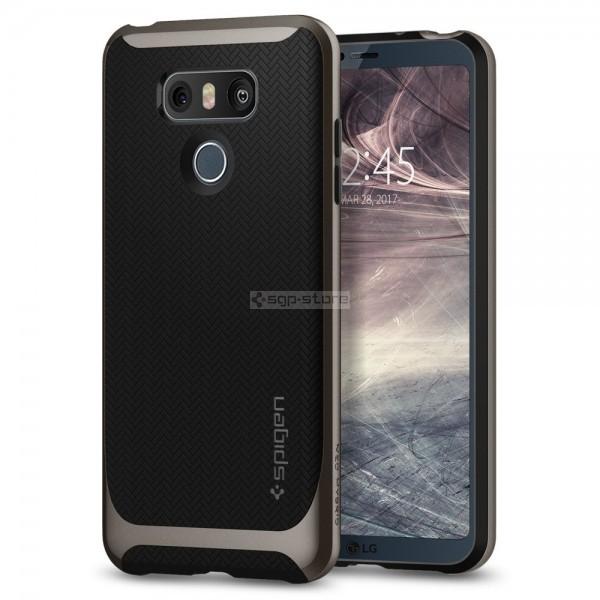 Чехол для LG G6 - Spigen - SGP - Neo Hybrid