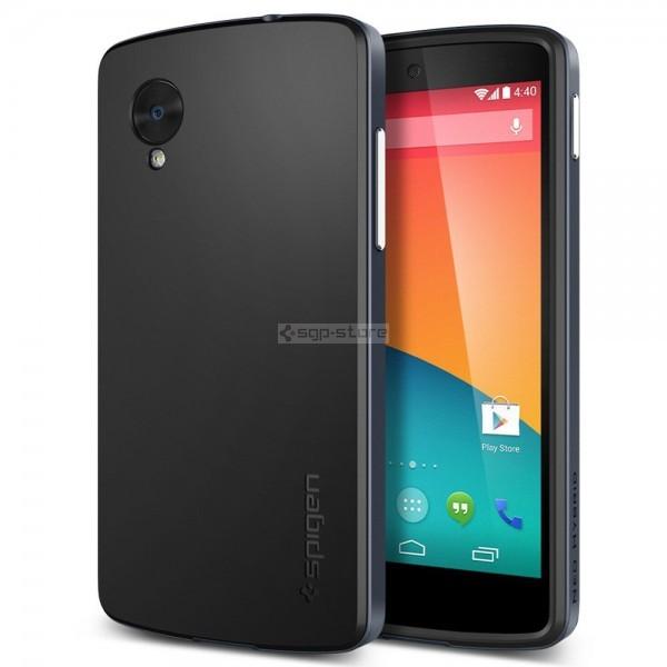 Чехол для Nexus 5 - Spigen - SGP - Neo Hybrid