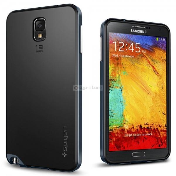 Чехол для Samsung Galaxy Note 3 - Spigen - SGP - Neo Hybrid