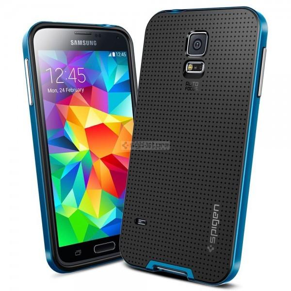 Чехол для Samsung Galaxy S5 - Spigen - SGP - Neo Hybrid
