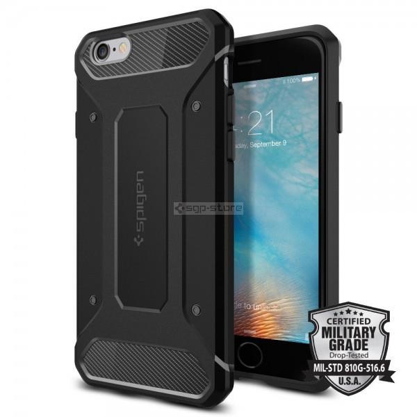 Защищённый чехол для iPhone 6s / 6 - Spigen - SGP - Rugged Armor