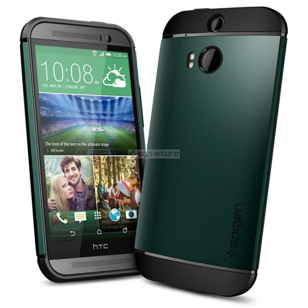 Чехол для HTC One M8 - Spigen - SGP - Slim Armor