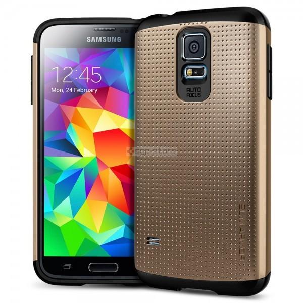 Чехол для Galaxy S5 - Spigen - SGP - Slim Armor
