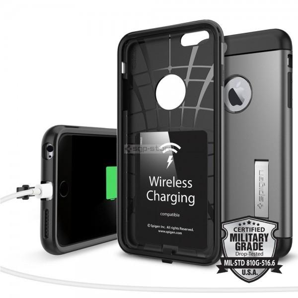 Чехол для iPhone 6s Plus / 6 Plus - Spigen - SGP - Slim Armor Volt