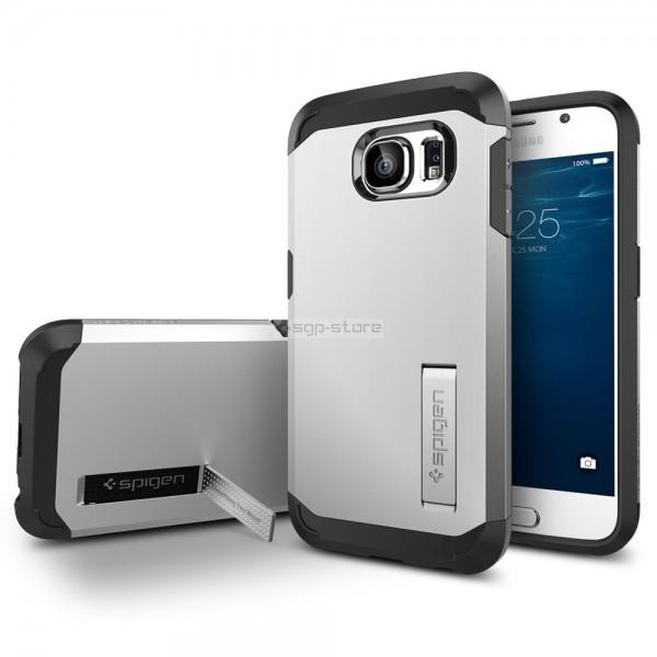 Защитный чехол для Galaxy S6 - Spigen - SGP - Tough Armor