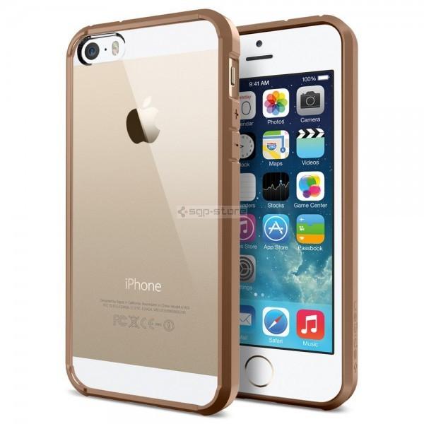 Чехол для iPhone SE / 5s / 5 - Spigen - SGP - Ultra Hybrid