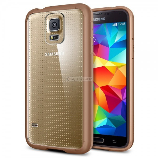 Чехол для Galaxy S5 - Spigen - SGP - Ultra Hybrid
