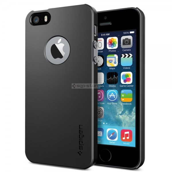 Накладка для iPhone SE / 5s / 5 - Spigen - SGP - Ultra Thin Air A