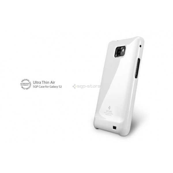 Чехол-накладка для Galaxy S2 - Spigen - SGP - Ultra Thin Air