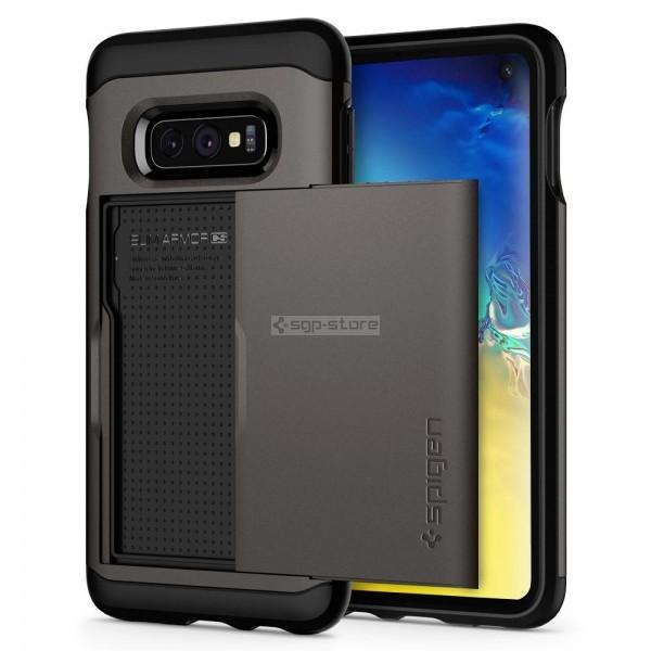 Чехол-визитница для Galaxy S10e - Spigen - SGP - Slim Armor CS