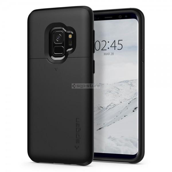 Чехол-визитница для Galaxy S9 - Spigen - SGP - Slim Armor CS