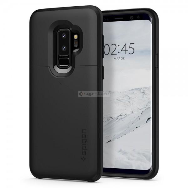 Чехол-визитница для Galaxy S9 Plus - Spigen - SGP - Slim Armor CS