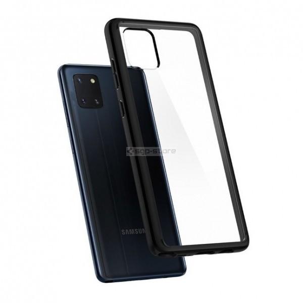 Гибридный чехол для Galaxy Note 10 Lite - Spigen - SGP - Ultra Hybrid