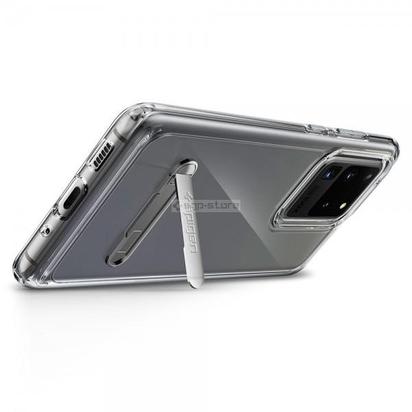 Гибридный чехол для Galaxy S20 Ultra - Spigen - SGP - Ultra Hybrid S