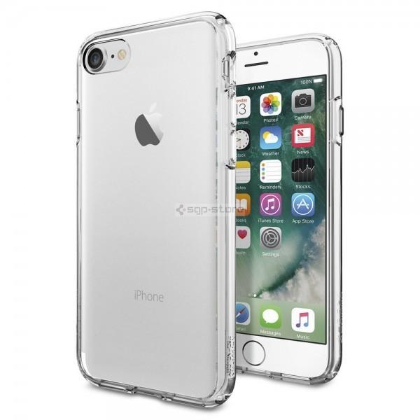 Гибридный чехол для iPhone SE (2020) / 8 / 7 - Spigen - SGP - Ultra Hybrid
