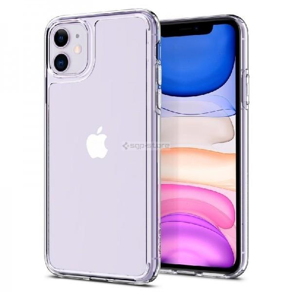 Гибридный чехол для iPhone 11 - Spigen - SGP - Quartz Hybrid