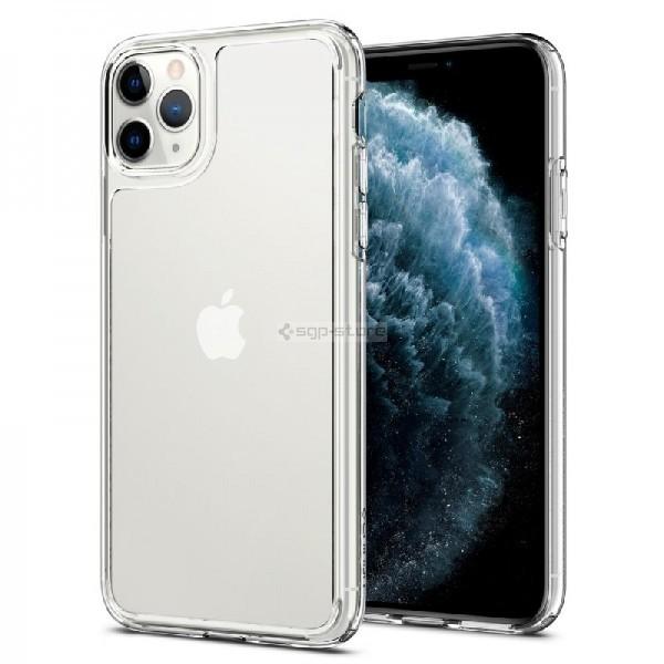 Гибридный чехол для iPhone 11 Pro - Spigen - SGP - Quartz Hybrid