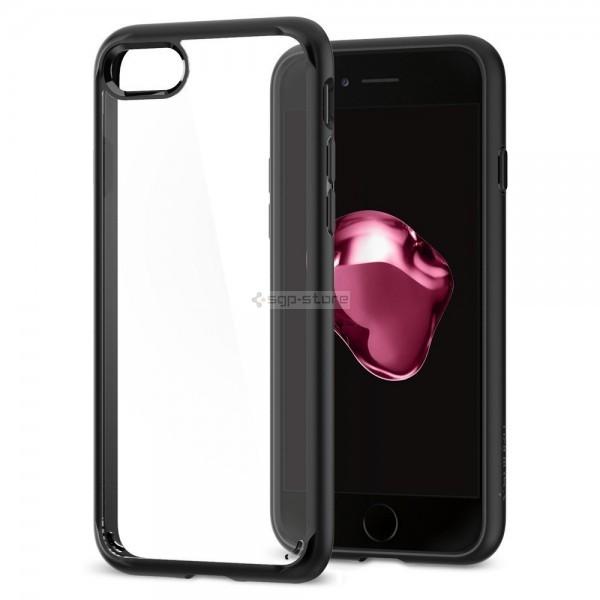 Гибридный чехол для iPhone SE (2020) / 8 / 7 - Spigen - SGP - Ultra Hybrid 2
