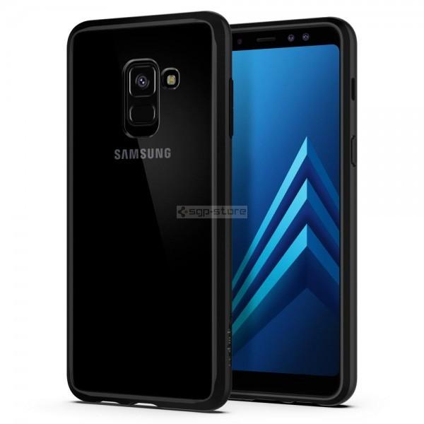 Гибридный чехол для Galaxy A8 (2018) - Spigen - SGP - Ultra Hybrid